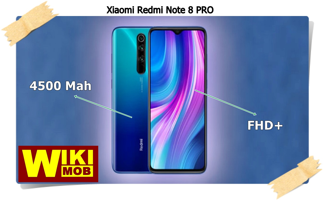 Photo of Xiaomi Redmi Note 8 PRO