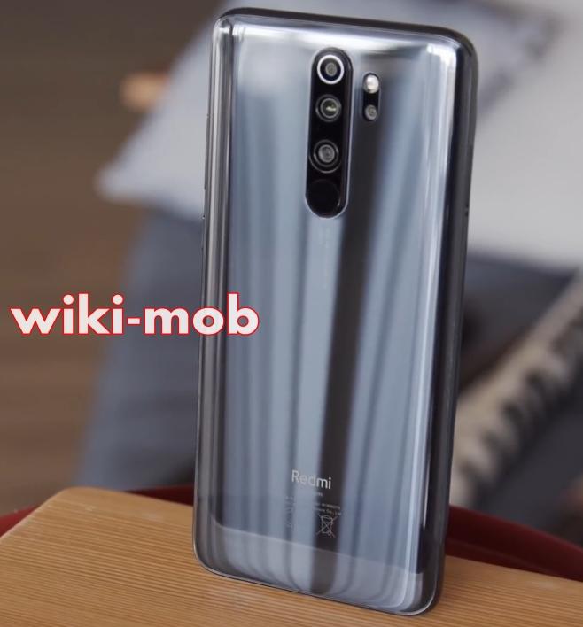 ظهر Xiaomi Redmi Note 8 Pro