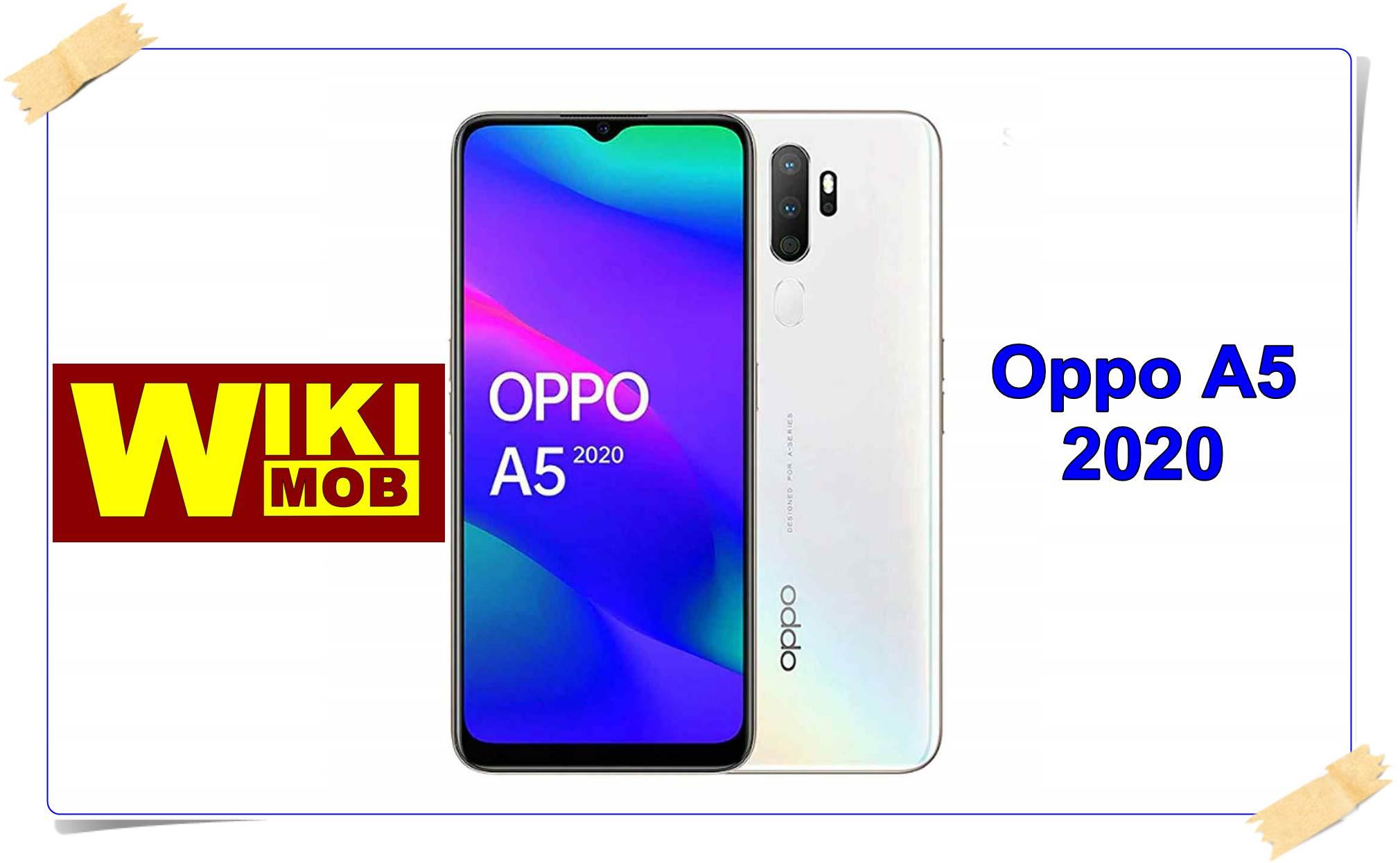 صورة Oppo A5 2020