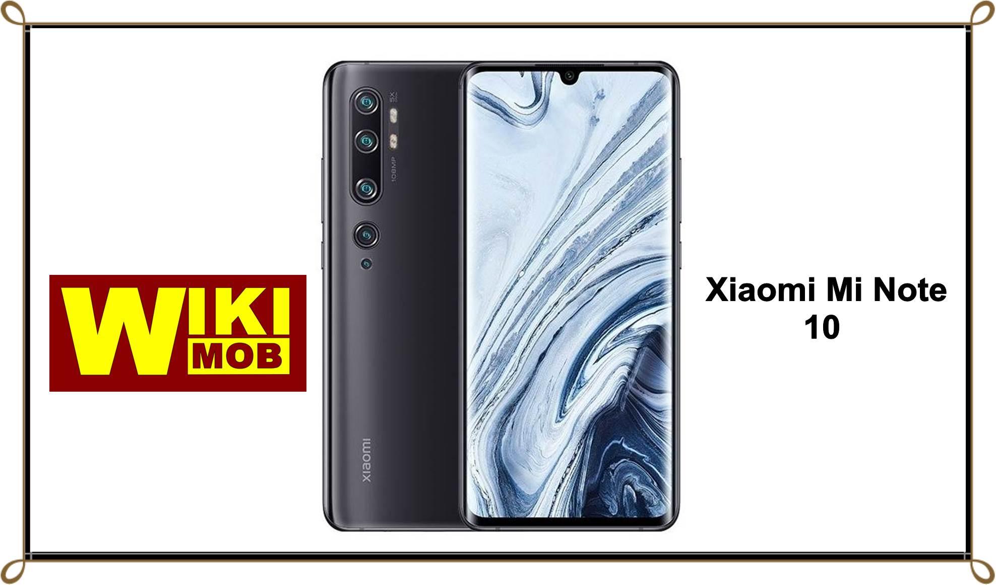 صورة مراجعة Xiaomi Mi Note 10