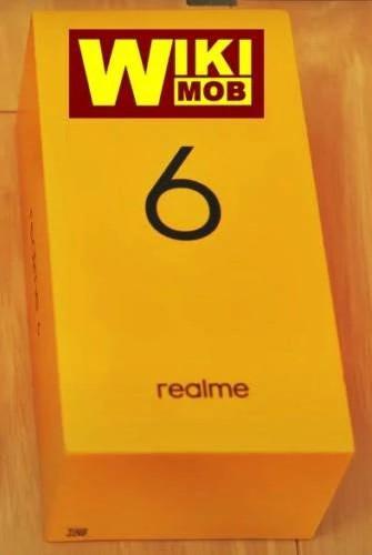 realme 6 سعر ومواصفات ومراجعة