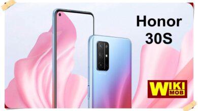 صورة Honor 30S سعر ومواصفات