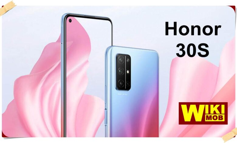 Honor 30S سعر ومواصفات