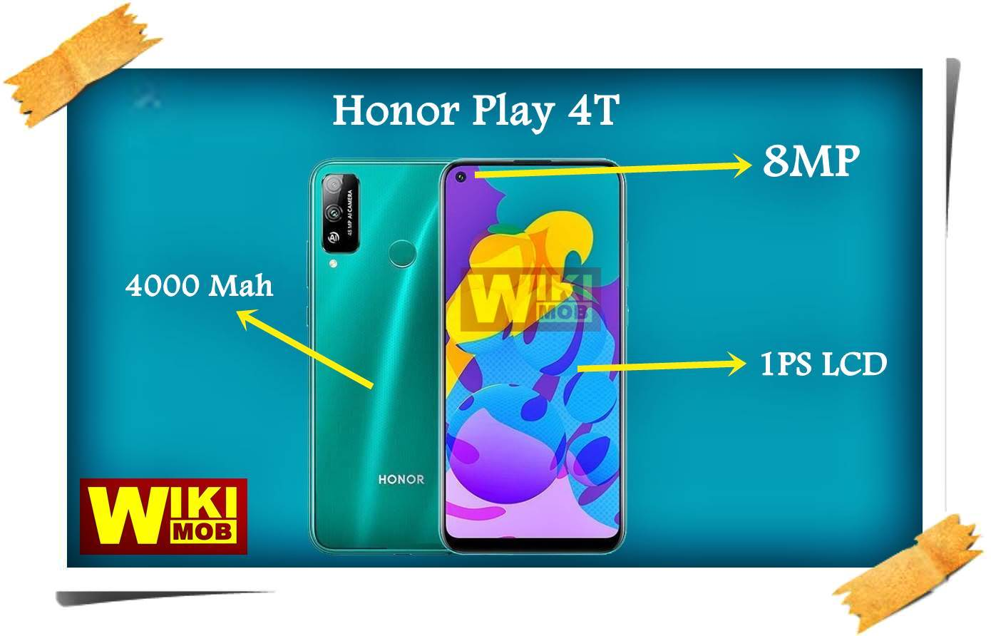 Photo of Honor Play 4T