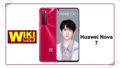 Photo of Huawei Nova 7