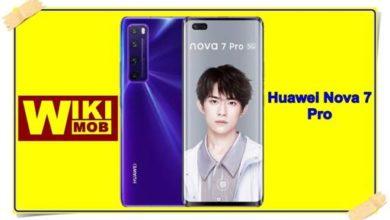 Photo of سعر ومواصفات Huawei Nova 7 Pro