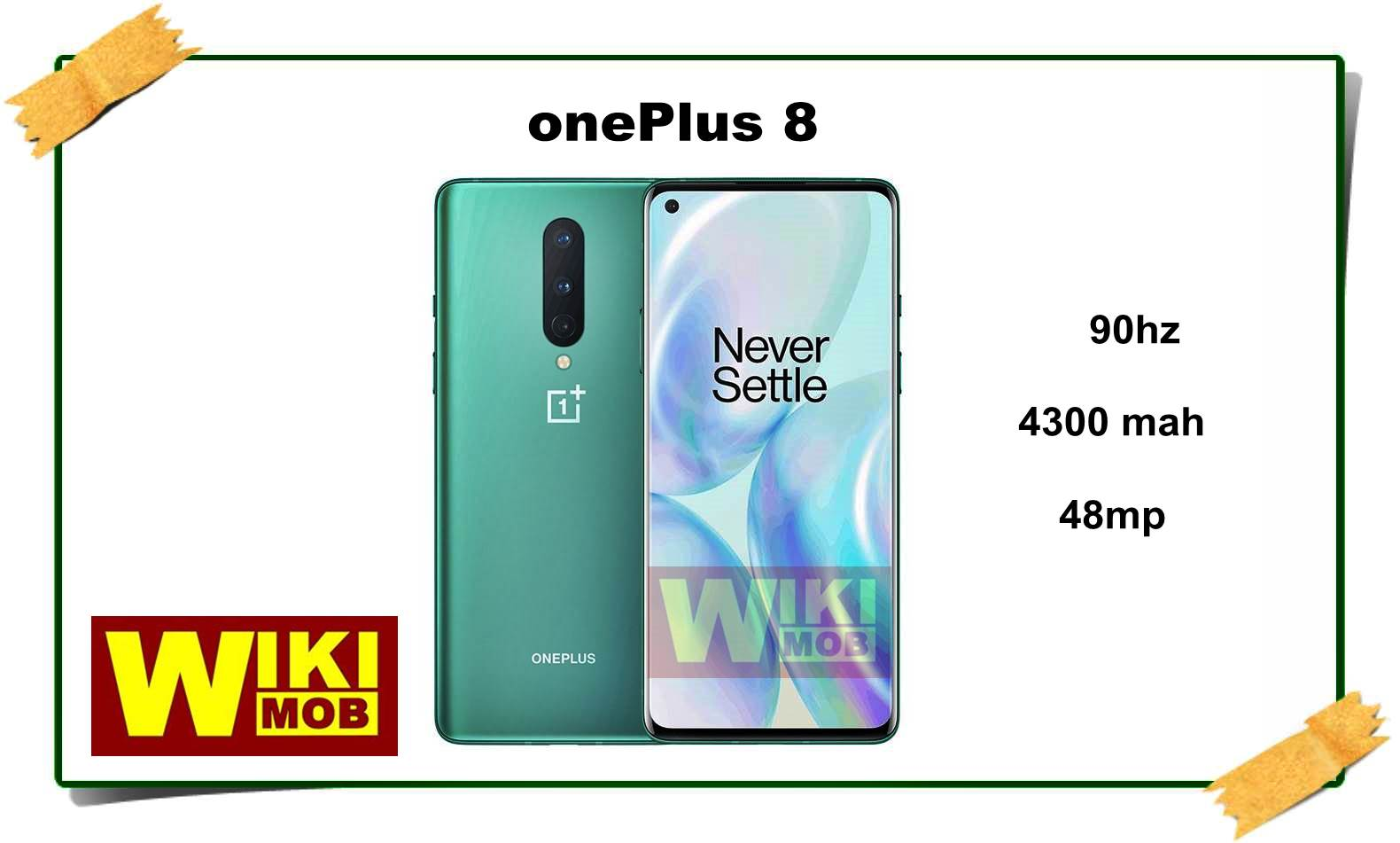 Photo of OnePlus 8