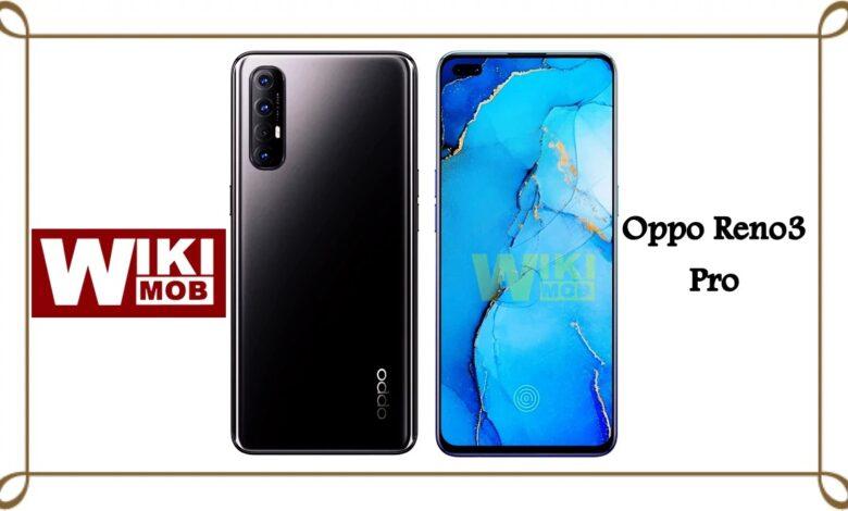 Oppo Reno3 Pro سعر ومواصفات