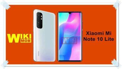 صورة Xiaomi Mi Note 10 Lite سعر ومواصفات ومراجعة