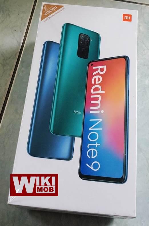 Xiaomi Redmi Note 9 سعر ومواصفات
