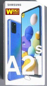 Samsung Galaxy A21s سعر ومواصفات