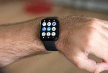 صورة ساعة اوبو بمواصفات مميزة وال جي مع هاتف جديد