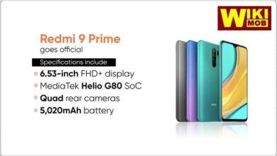 صورة اطلاق هاتف Redmi 9 Prime في الهند