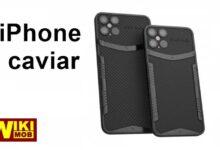 Photo of iPhone 12 Pro , iPhone 12 Pro max caviar