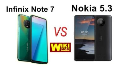 Photo of مقارنة بين نوكيا 5.3 و انفنيكس نوت 7