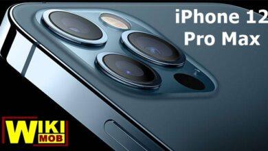 صورة ايفون 12 برو ماكس سعر ومواصفات