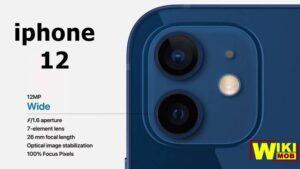 ايفون 12 سعر ومواصفات