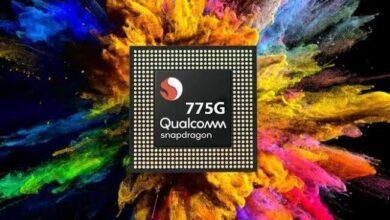 صورة Snapdragon 775G وكاميرا هواوي وايفون جديد