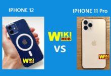 مقارنة بين ايفون 12 و ايفون 11 برو