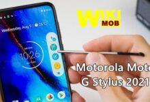 صورة موتورولا موتو جي استايلس 2021 سعر ومواصفات