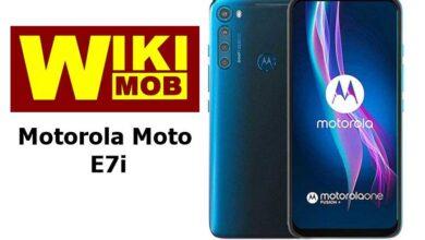 صورة Motorola Moto E7i سعر ومواصفات