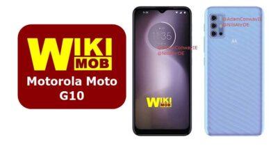 صورة موتورولا موتو جي 10 سعر ومواصفات