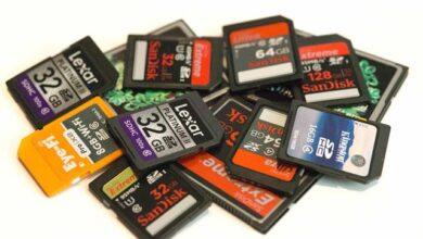 صورة برنامج تهيئة بطاقة الذاكرة للاندرويد