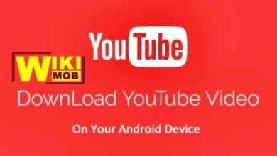 اسهل طريقة لتحميل فيديو من اليوتيوب مجانا مجانا