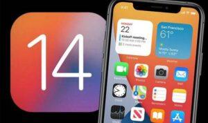 تثبيت iOS 14 على الايفون والايباد