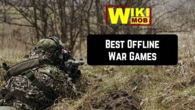 صورة أفضل ألعاب حرب بدون نت 2021 مجانا