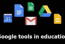 أدوات جوجل في التعليم