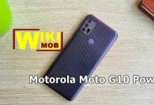 صورة موتورولا موتو جي 10 باور سعر ومواصفات
