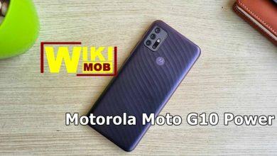موتورولا موتو جي 10 باور سعر ومواصفات