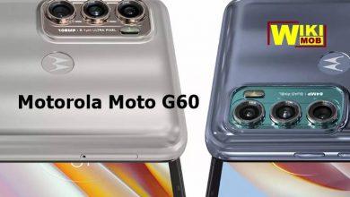 صورة موتورولا موتو جي 60 سعر ومواصفات