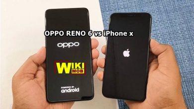 مقارنة بين ايفون اكس و اوبو رينو 6