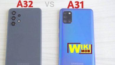 مقارنة بين A32 و A31