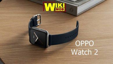 صورة ساعة اوبو واتش 2 سعر ومواصفات