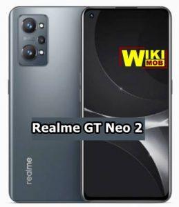 ريلمي جي تي نيو 2 سعر ومواصفات