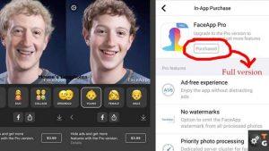 تحميل face app pro