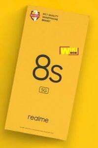 ريلمي 8 اس فايف جي سعر ومواصفات