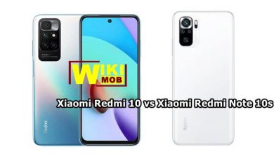 مقارنة بين Redmi 10 و Redmi Note 10s
