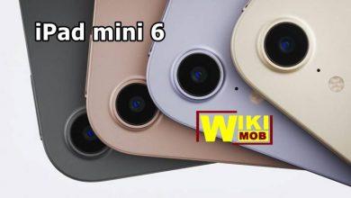صورة ايباد ميني 6 سعر ومواصفات