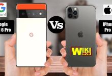 Google Pixel 6 Pro vs iPhone 12 Pro Max