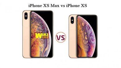 مقارنة بين ايفون اكس اس وايفون اكس اس ماكس